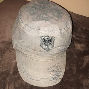 Caffeine Accessories - Army style hat
